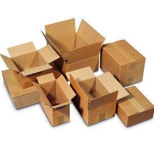 Cajas plegables